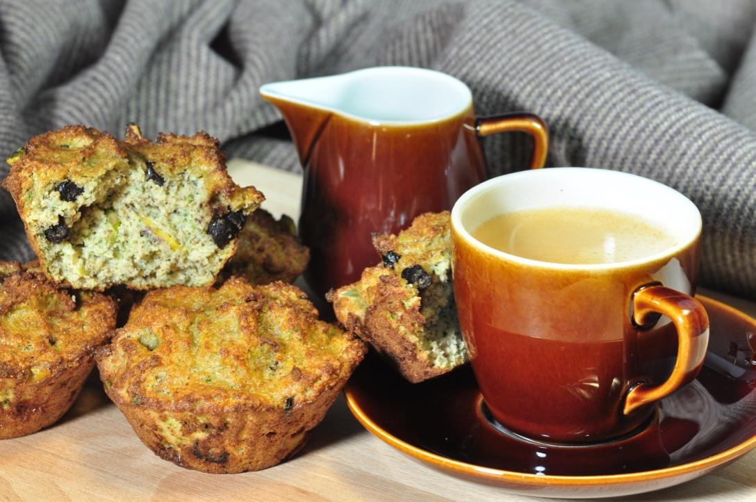 Gezonde ontbijtmuffins_met_courgette