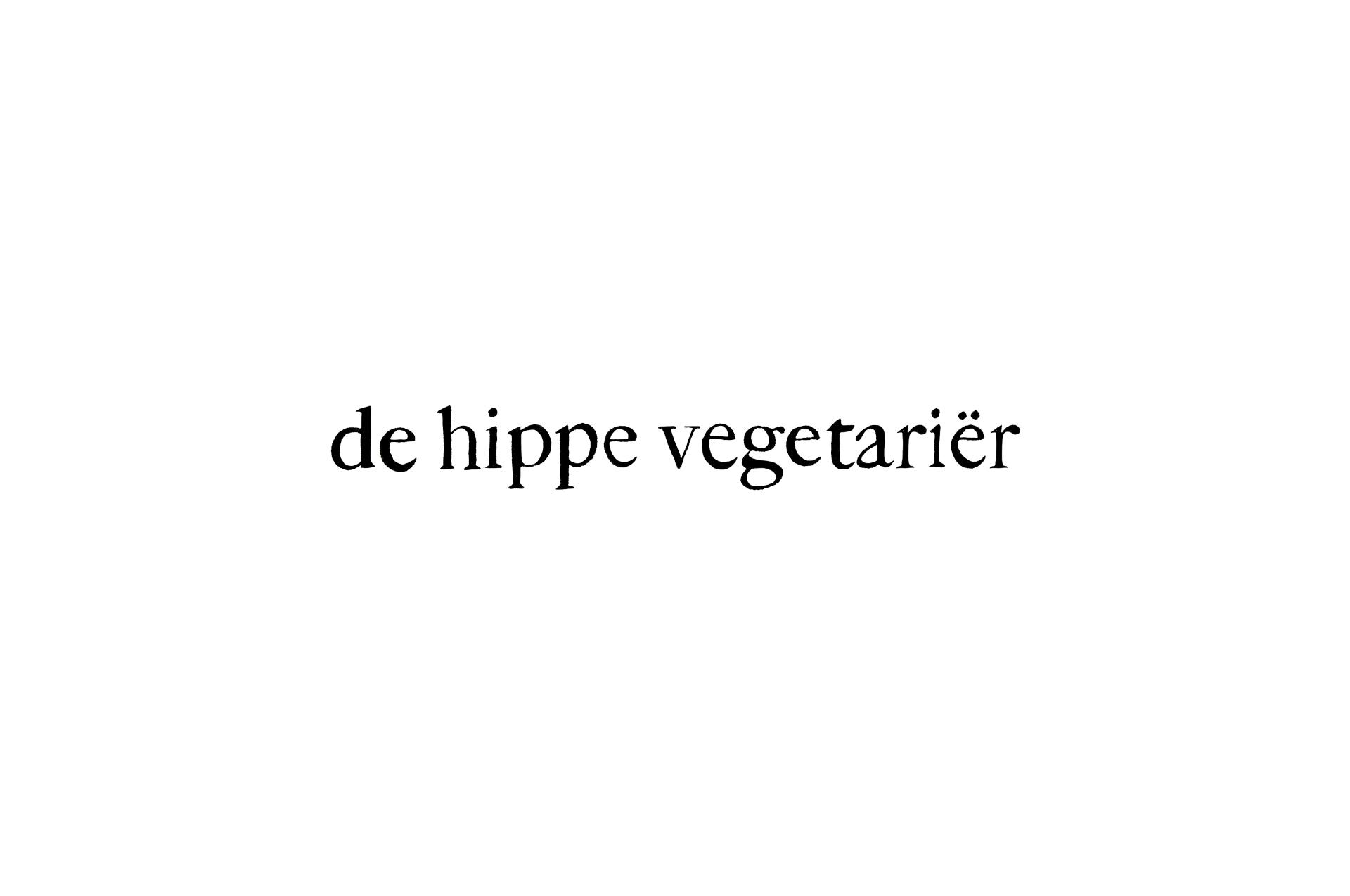 hippe-vegetarier