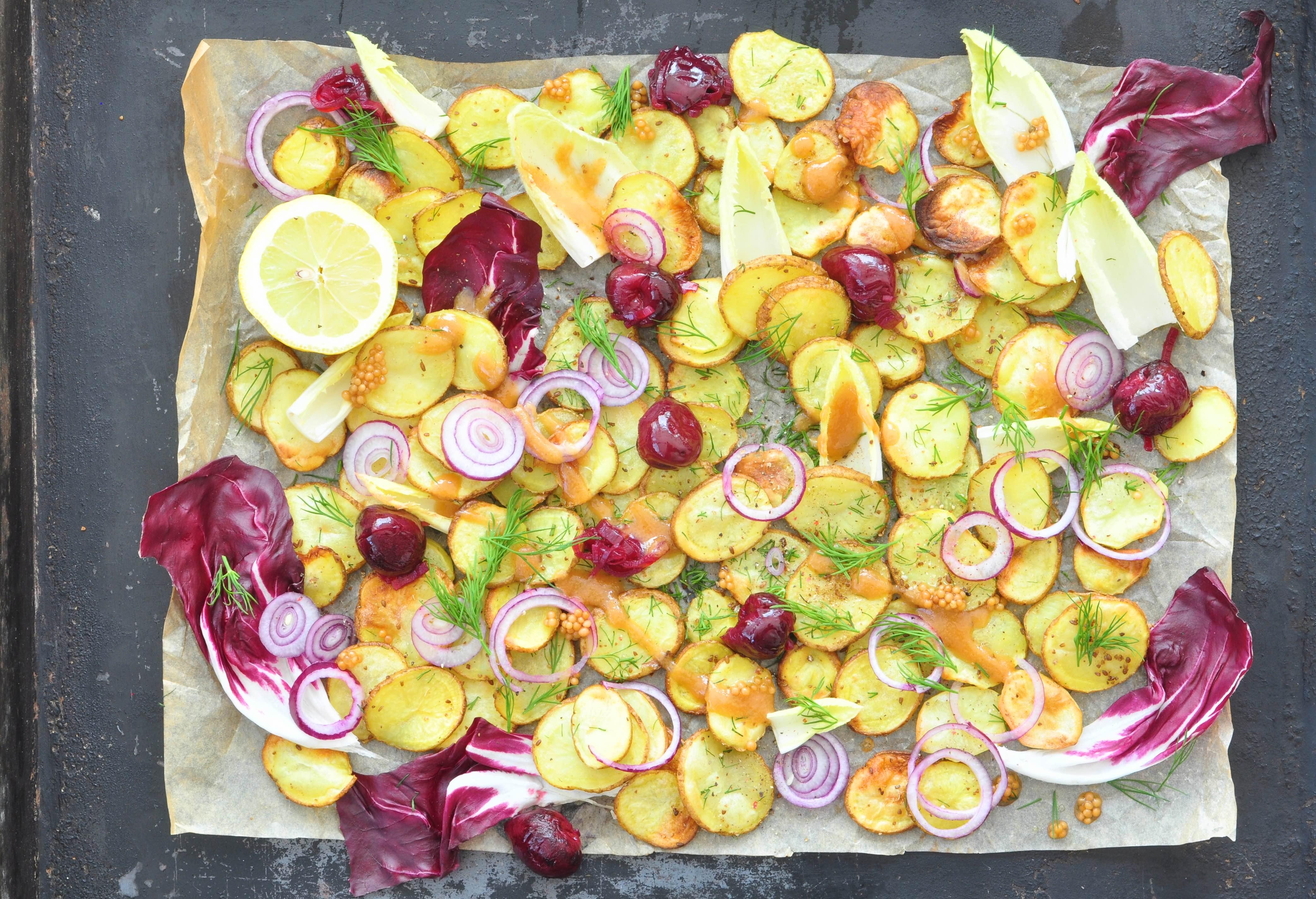 Nieuwe_aardappelen_met_kersenrelish_en_ingelegd_mosterdzaad